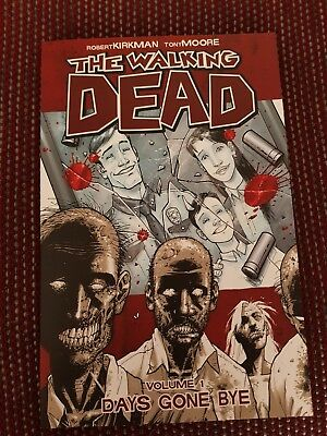 The Walking Dead Graphic Novel Volume 1 Days Gone Bye Excellent Condition