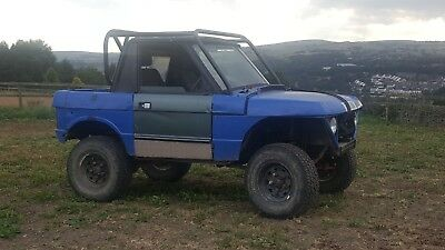 Range Rover BobTail Off Roader relisted