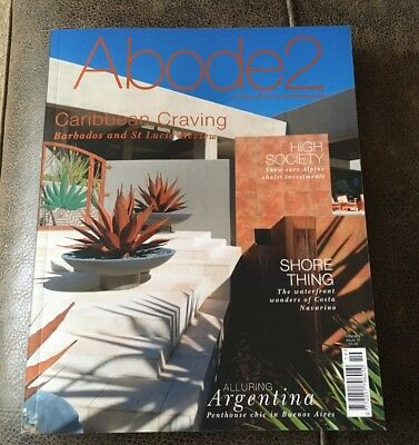 Abode2 Luxury Property Magazine Issue 19 - Barbados & St Lucia Review