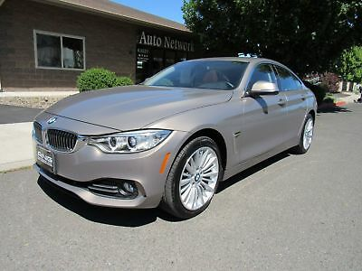 BMW 428i xDrive Gran Coupe  2015 BMW 428i xDrive Gran Coupe Only 16K Miles