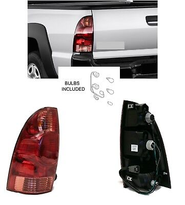 New Driver Left Side Rear Brake Tail Light For 2005-15 Tacoma 81560-04150