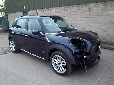 2016 Mini Countryman 2.0 Cooper Sd All4 Hatchback  Light Damaged Salvage Cat N