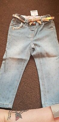 18-24 Months Girls Next Jeans Bnwt