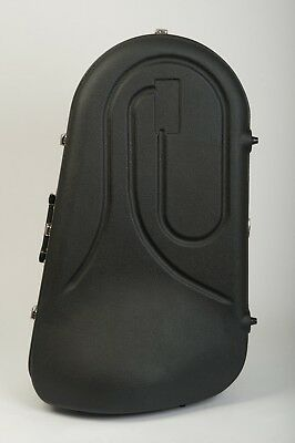 Hiscox BEU-B/R Euphonium Case Black Shell/Red Interior