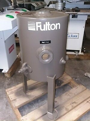 Fulton Boiler Blowdown Tank