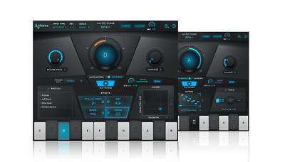 Antares Auto-Tune EFX 3 Pitch Correction and Vocal Effect Plug-in E-Delivery