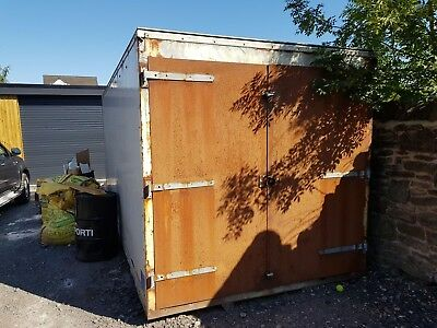 20ft x 8ft Fiberglass Shipping container / Box body / Storage Unit / Container