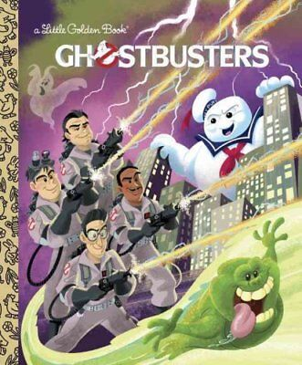 Ghostbusters Little Golden Book by John Sazaklis 9781524714895 (Hardback, 2016)