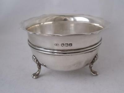 Solid Sterling Silver Bowl 1920/ Dia 8.6 cm/ 86 g