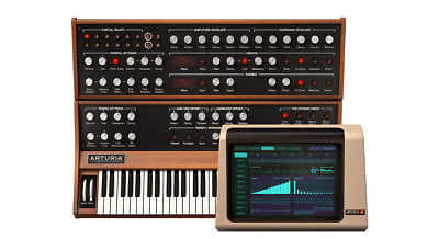 ARTURIA Synclavier V License Synclavier Software Synthesizer