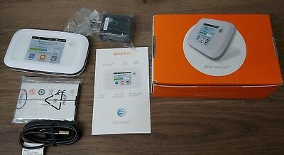 ZTE Velocity Hotspot MF923 at&t gsm UNLOCKED new in box original new NIB 4G LTE