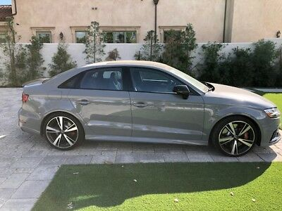 2018 Audi Other  Audi Rs3 2018