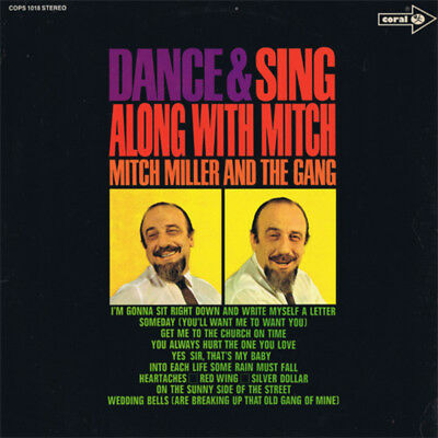 LP Mitch Miller And The Gang Dance & Sing Along With Mitch Miller And The Gang