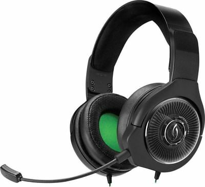REFURBISHED PDP 048-103-NA-BK Xbox One Afterglow AG 6 Wired Gaming Headset Black