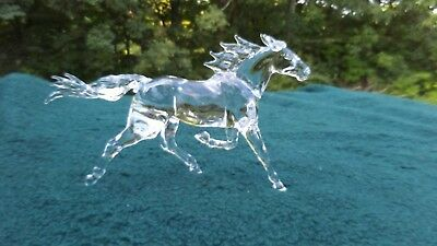 BreyerFest Home Straight crystal pacer with extras