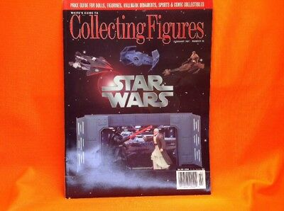 White's Guide Collecting Figures Star Wars Feb. 1997 #26 Magazine