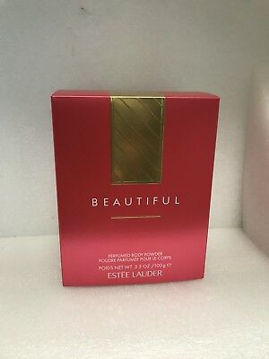 Beautiful By Estee Lauder For Women Body Powder 3.5 Oz