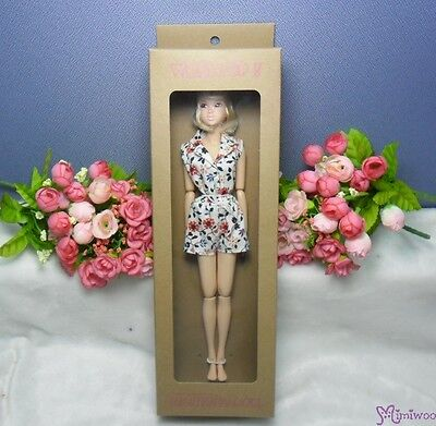Momoko 27cm Girl Fashion Voted Doll - 2016 Fans Vote Natural Skin ~~ RARE ~~~