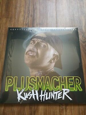 Plusmacher - Kush Hunter (Limited /2Lp+Cd/klappcover)  2 Vinyl Lp+Cd Neu