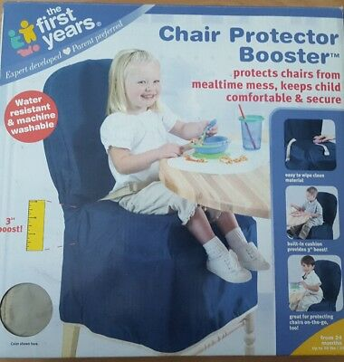 The First Years Chair Protector Booster seat cushion highchair