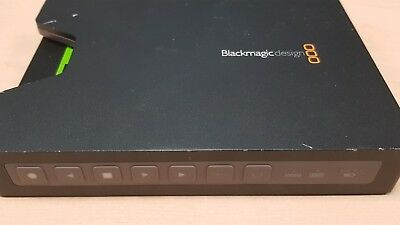 Blackmagic Hyper deck shuttle 2