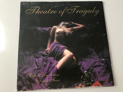 Theatre Of Tragedy – Velvet Darkness They Fear, Vinyl, Limited Edition,