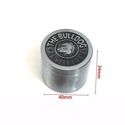 40mm 4 layer Herbal Herb Tobacco Grinder Hand Muller Smoke Crusher Spice