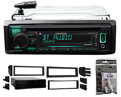 98-04 Subaru Forester Kenwood CD Receiver w/Bluetooth iPhone/Android/Remote App
