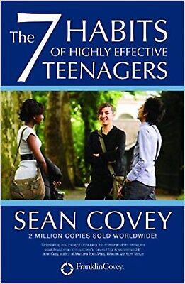 The 7 Habits of Highly Effective Teenagers by Sean Covey (Paperback)