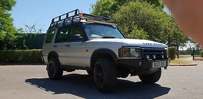 2003 Land Rover Discovery 2 TD5 ES