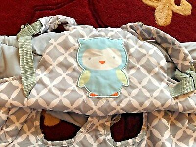 Free Shipping!!! 2-1 Baby Shopping Cart/HIghChair Cover for Baby & Toddler/Large