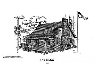 Log home kit selling for balance owed only, $15,500-Includes delivery**