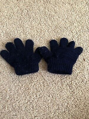 KIDS BLue  GLOVES (SMALL)