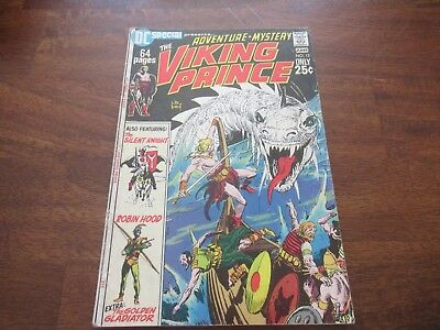DC Special The Viking Prince #12 June, 1971  Condition Bronze Age DC