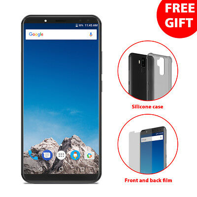 """6"""" Vernee X 6080mAh Android7.1 8-core Téléphone 64+4GB Touch ID 4G Smartphone FR"""