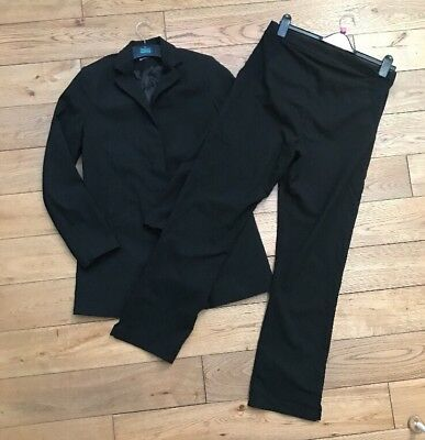 Blooming Marvelous Black Suit - Size 8