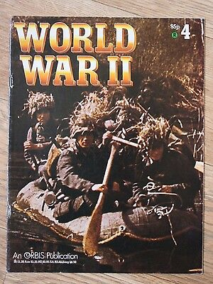 World War 2 Magazine - Issue Number 4 - Published 1985