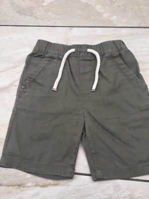Next Chino Shorts 12-18 Months Trousers & Shorts