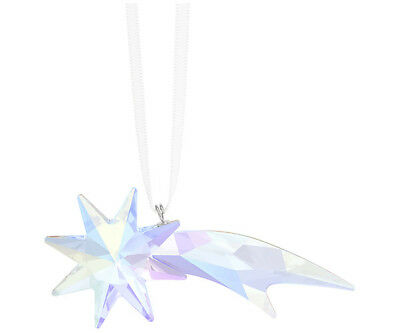 Swarovski 2018 Annual Shooting Star Ornament, New in Box