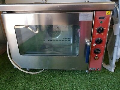 ERRE 2 Steam Oven 3 Phase