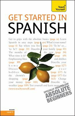 Get Started in Spanish: A Teach Yourself Guide (TY: Language Guides), Mark Stace
