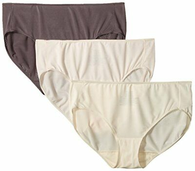 a4f820e5b2bf Hanes Womens Panties 3 Pack Smooth Stretch Hipster Panty- Select SZ/Color.
