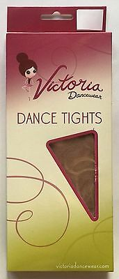 NEW - Footed Dance Tights - Tan - Child and Adult Sizes