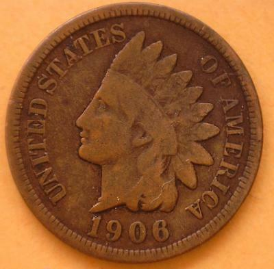 1906 Indian Head Penny   ***Special*** (IHP0620181)