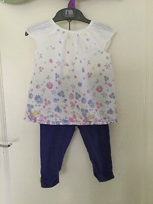 Girls Tunic and leggings age 18-24months from Mothercare
