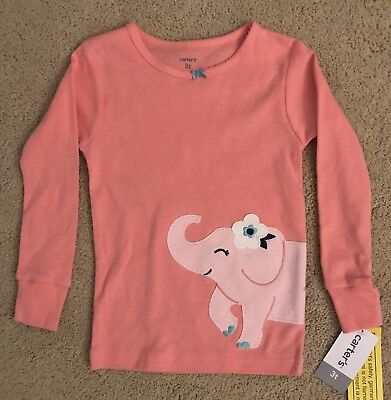 Carter's Baby Girl Shirt Size 3T NWT