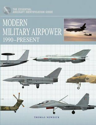 Modern Military Airpower by Thomas Newdick Book The Cheap Fast Free Post