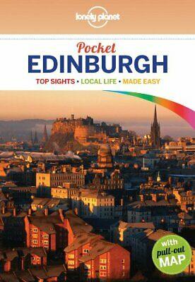 Lonely Planet Pocket Edinburgh (Travel Guide) by Wilson, Neil Book The Cheap