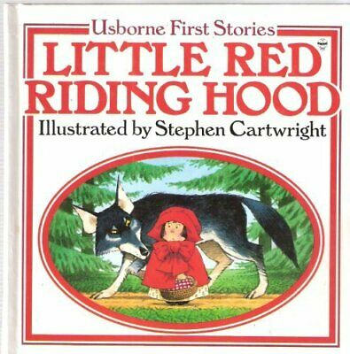 Little Red Riding Hood Hardback Book The Cheap Fast Free Post