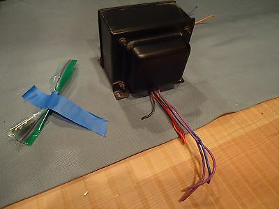 Pioneer SA-8800 Stereo Amplifier Parting Out Power Transformer